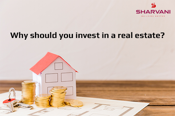 Invest in a realestate